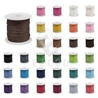 1 Roll 80M Cord Thread Thong Jewellery Making Crafts Supply 0.5/1/1.5/2mm
