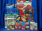 Spiderman Sense Party Set # 29 Spiderman Party Supplies For 16 Spiderman Favors