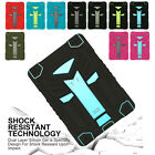 "ShockProof ""Waterproof"" Hybrid W Stand Case Cover For iPad 2 3 4 Mini //Air /Pro"