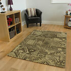 New Brown Aztec Style Modern Rugs Small Extra Large Long Big Huge Size Soft Mats