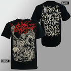 Authentic CATTLE DECAPITATION Alone At The Landfill T-Shirt S M L XL 2XL 3XL NEW