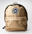 Hype Copper Backpack Copper Bag Rucksack School Work Gym