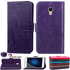 Luxury Flip PU Leather Stand Case For Meizu Meilan 3 / 3S/Note 3 /M5 Phone Cover