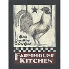 Art Print, Framed or Plaque by Linda Spivey - Farmhouse Kitchen - LS1599
