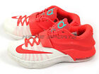 Nike KD VII Xmas EP Bright Crimson/Ivory-Emerald Green 715856-613 Kevin Durant