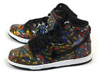 Nike Dunk High Premium SB Gym Red/Black-White 313171-606 Concepts Stained Glass
