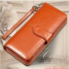 Fashion Lady Women Leather Wallet Long Card Holder Case Clutch Purse Handbag TOP