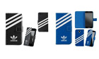 Genuine Adidas Booklet Flip Horizontal Case Cover for Apple iPhone 5 5S SE