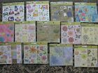 2 Studio112 3D Stickers Embossed Dogs Cats Flowers Clothes Fishing Travel Baby &