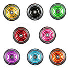 100mm Alloy Core Stunt Scooter Wheels by TBF + ABEC9 | Lightweight Smooth Colour