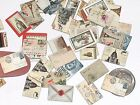 15pc Tiny mix little Cards mini Miniature Dollhouse of random Post cards mail