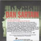 DAN SARTAIN Atheist Funeral CD European One Little Indian 2010 2 Track Promo
