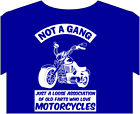 T shirt up to 5XL biker motorcycle vintage custom Honda Harley Yamaha Suzuki BMW