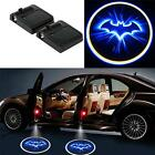 3D Wireless Car Door LED Light Welcome Laser Projector Logo Ghost Shadow Lamp LD