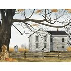 Art Print, Framed or Plaque by Billy Jacobs - Harvest Time House - BJ1126