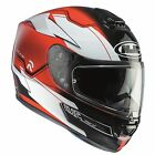 HJC RPHA ST Zaytun Red White Full Face Motorcycle Helmet RRP £299.99!!