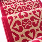 Designer Stair Carpet Runner Mat Modern Hall Long Designs Custom Width + Length