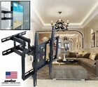 Double Arm Articulating Cantilever TV Wall Mount 23