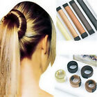 2017 New DIY Bun Hair Band Hair Twist Styling Braid Tools Bun Maker