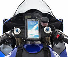 Motorcycle Fork Stem Mount + Water Resistant Case for Samsung Galaxy Note 2 3 4
