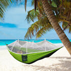 Camping Outdoor Jungle Double Nylon Fabric Hammock Air Swing Chair Hanging