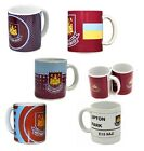 Official Football Club - WEST HAM BECHER Keramik Weihnachten, Geschenk)
