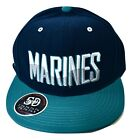 Stall & Dean Licensed Marines Fitted Hat Pick Size