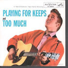 """ELVIS PRESLEY Playing For Keeps 7"""" VINYL US Rca Victor 2001 Limited Edition"""