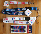 MLB Breakaway Lanyard Keychain Wristlet Click Pens Chicago Cubs (PICK)