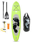 ENTRADIA II 10ft Inflatable Paddleboard Stand Up SUP + Accessory Pack