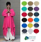 WATERSISTER Cotton Gauze  ANGEL  Long Tails Tunic Top OS (L-2X/3X)  2017 COLORS