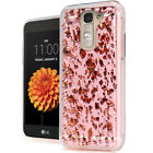 For LG Tribute 5 K7 Phone Case Design DELUXE FLAKE Hard Cover