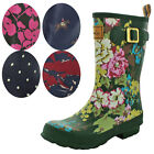 Joules Molly Welly Women's Wellie Rain Boots Booties