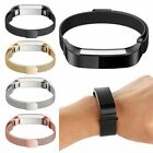 New Stainless Steel Milanese Mesh Magnetic Loop Wrist Band Strap For Fitbit Alta