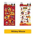 MICKEY MOUSE - Colouring Stickers Activity Books Pads Sheets Kids Party Xmas