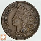 1907 Indian Head Cent *1406