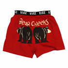 Lazy One Bear Cheeks Men's Boxers