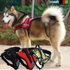 No Pull Adjustable Dog Vest Harness Leash Collar Set for Small Medium Large XL