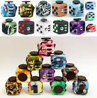 Various Fidget Cube Children Desk Toy Adults Stress Relief Cubes Toys Fun Gifts