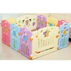 New Baby Playpen Indoor Security Toddler Activity Fence Develop Play Panels Toys