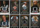 Sons Of Anarchy Autograph & Wardrobe Card Selection NM  Cryptozoic