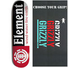 ELEMENT Skateboards SECTION DECK skateboard 7.75 with GRIZZLY GRIPTAPE image