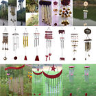 Amazing Wind Chimes Bells Copper Tubes Outdoor Yard Garden Home Decor Ornament