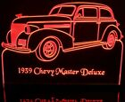 "1939 Chevy Master Deluxe Edge Lit Awesome 21"" Lighted Sig..."