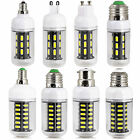 E27 E26 E12 E14 G9 GU10 B22 LED Corn Bulb 7030 SMD Lights 9W 12W 15W 24W Lamp