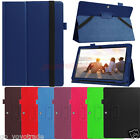 Shockproof Kickstand Folio Flip Leather Case Cover for Lenovo MIIX 310 10.1""