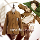 Attack on Titan Scouting Legion Dexlue Jacket FREE P&P