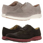 Cole Haan Mens Grand Tour Wing Tip Lace Up Business Casual Oxfords Dress Shoes