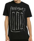 Paramore - Bars Logo Graphic Black T-shirt - BRAND NEW - X-Large XL