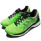 Asics Gel-Cumulus 18 Green Gecko Men Running Shoes Trainers T6C3N-8593
